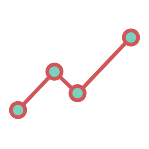 Free Line Chart Icon Symbol Download In Png Svg Format