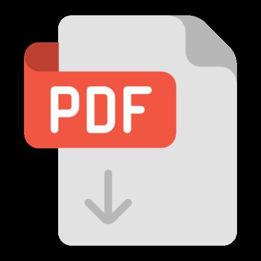 Free PDF Download Icon, Symbol. Download in PNG, SVG format.