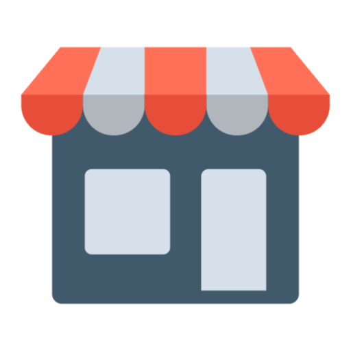 Free Store Icon, Symbol. Download in PNG, SVG format.
